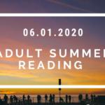 2020 Virtual Adult Summer Reading Program
