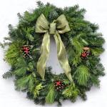 Christmas Wreath Making Grab & Go Class
