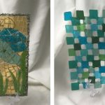 Fused Glass Class (Outside)